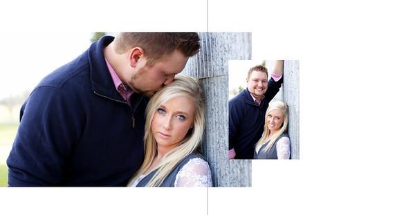 Drew & Krista Engagement Album