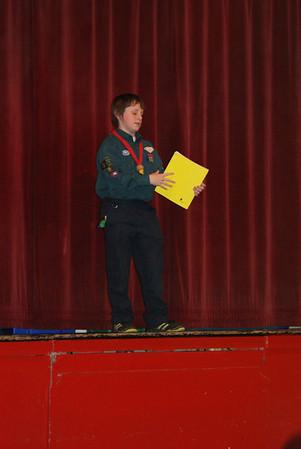 2012-02-21 Scout's Entertainment Evening
