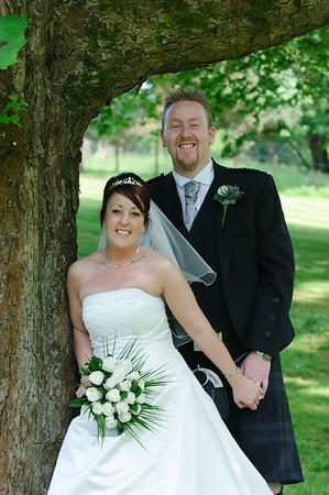 Claire & Michael Wedding
