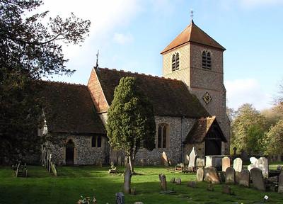 Mapledurham (1 Church)