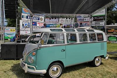 Best of Show 2013 VW 21 Window bus