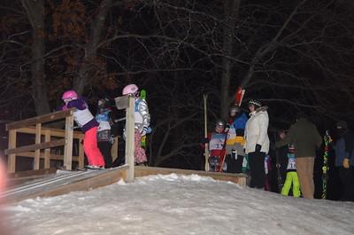 Jack Frost Meet:  January 9, 2015
