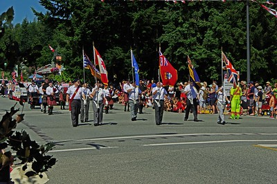 Canada Day 2015    Sechelt