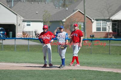 St. Clair JV Baseball Ag. L'Anse Creuse