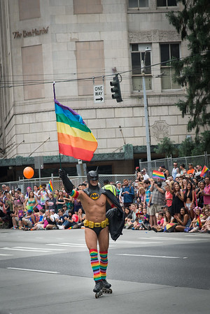 2015 Seattle Pride Parade