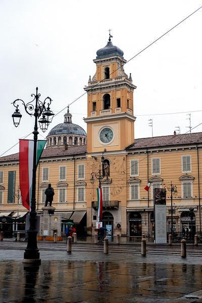 Parma, Italy - April 2019