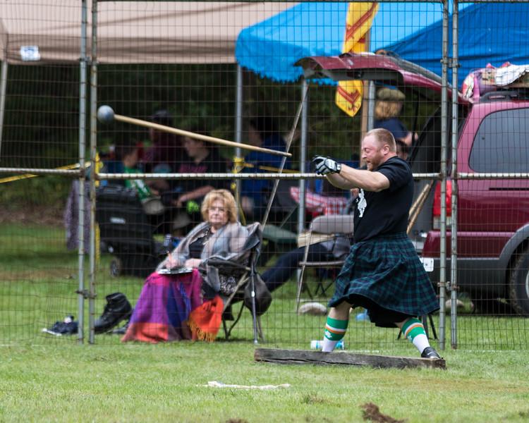 Ligonier Highland Games 2016