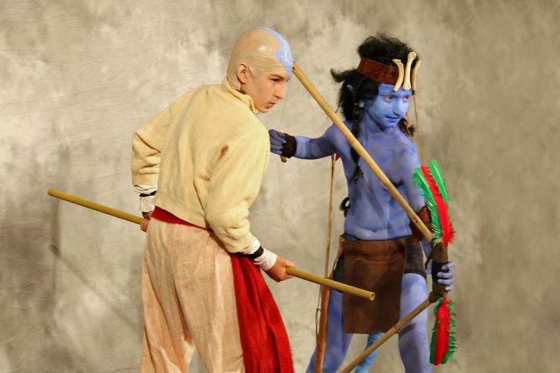 Avatar vs. Avatar