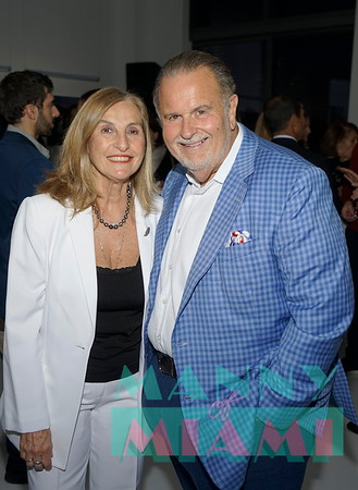 12-2-19 - 18th Celebrate Basel Miami Cocktail hosted by Raul and Mily de Molina