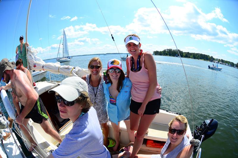 5/24 Open House Regatta , Kelley Meredith, Ellie Dew, Holly Roper