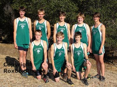 Colfax HS Boys Frosh CC