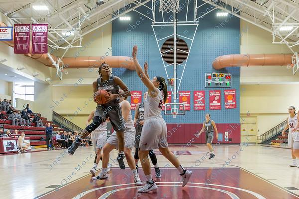 Jefferson University vs USciences Double Header Basketball
