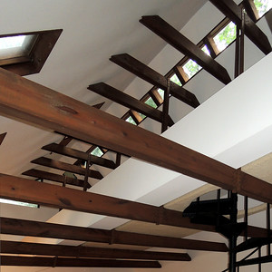 Jack Baker's Room - The Palenque Studio