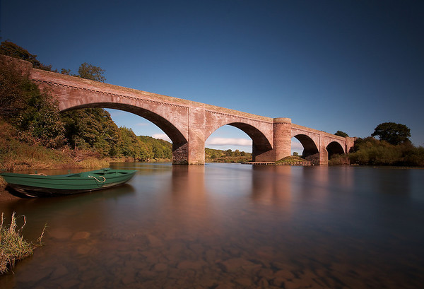Images of the River Tweed