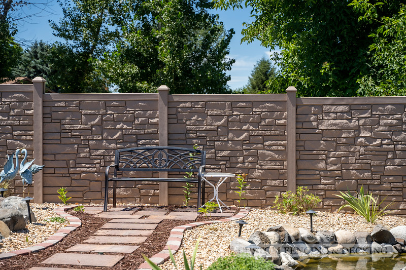 4040 - Allegheny Simulated Rock Fencing
