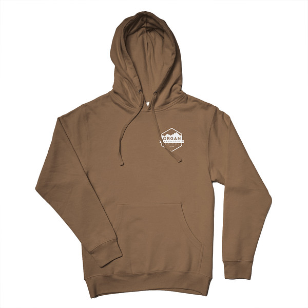 Organ Mountain Outfitters - Outdoor Apparel - Hooded Pullover - Organ Mountain Classic Pocket Hoodie - Saddle.jpg
