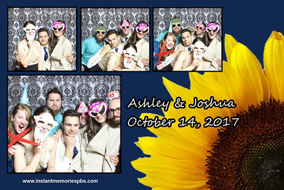 Ashley & Joshua Wedding