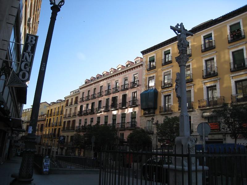 Madrid morning