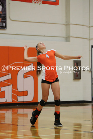 La Porte Freshman A Volleyball vs Pasadena Memorial 9/3/2013