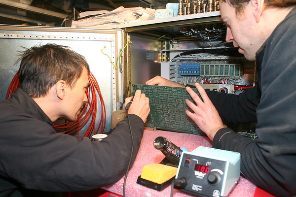 resistor removal