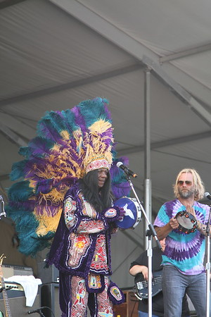 Big Chief Monk Boudreaux Voice of the Wetlands All Stars