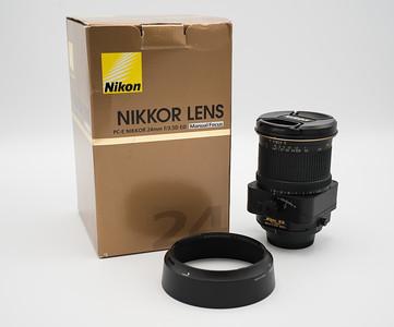 Nikon 24mm PC-E