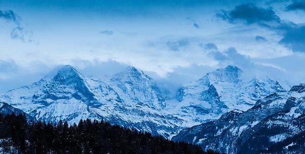 Berner Alpen XV
