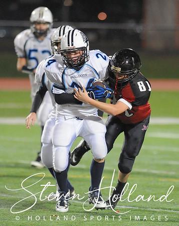 Football - Freshman: Stone Bridge vs Madison 10.27.11 (by Steven Holland)