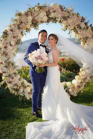 KIMMEE & BYRON'S WEDDING DAY