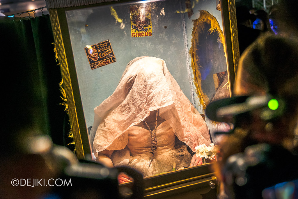 Singapore Night Festival 2018 – Performances / Automatarium (by David Berga) corpse bride reveal