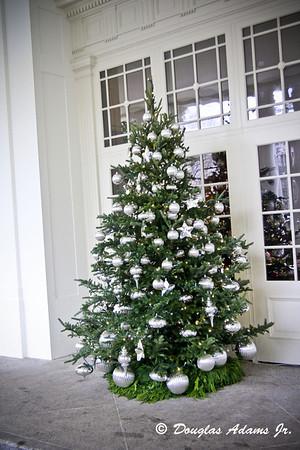 White House Christmas 2011
