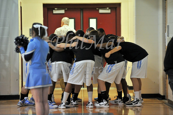 Daniel Boone VS Fleetwood Boys Basketball 2010 - 2011