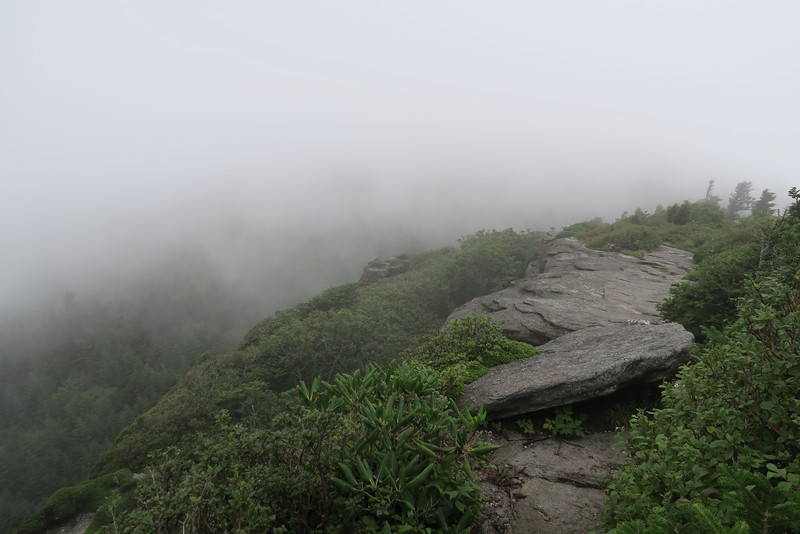 Grandfather Trail -- 5,770'