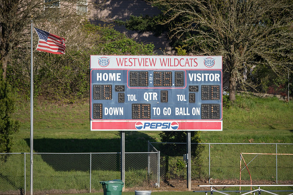 Westview vs Sunset - April 2015