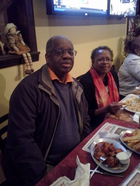 Gregory Burrus with Johanna Wright School Board Member election Party at Bunnies Restaurant S.O. NJ.jpg.jpg
