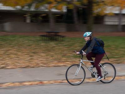 Heidi Putnam  - Bike Friendly University