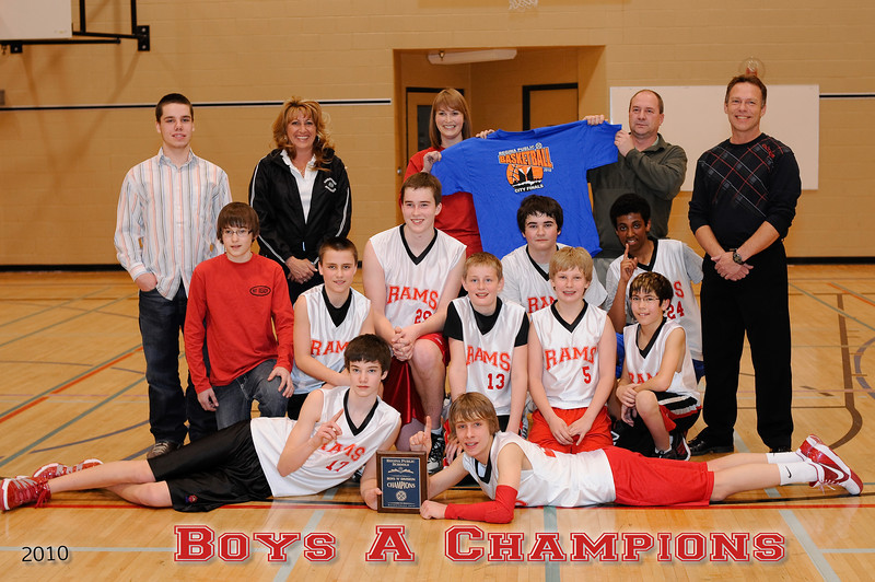 Ready Boys City Champions