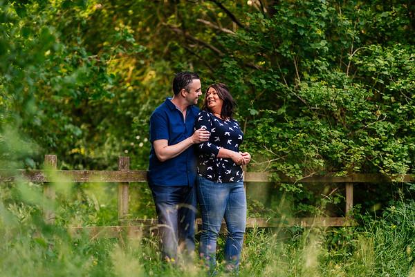 Anna & Dan Pre-Wedding Shoot