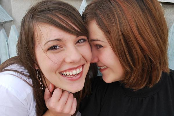 October 2008 - Nicky & Avalon