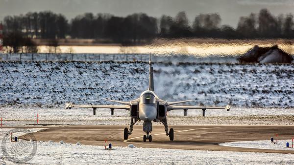 F 7 Wing Såtenäs, February 2020