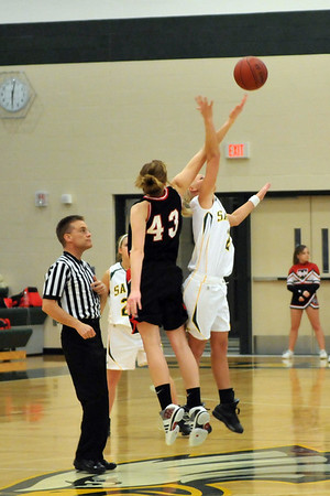 Girls Varsity Basketball - ADM 2008-2009