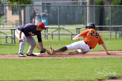 Oshkosh Giants at Lombard (DH1)