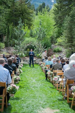 Lindsey and Tyson Wedding