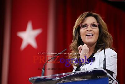 Sarah Palin CPAC 2015