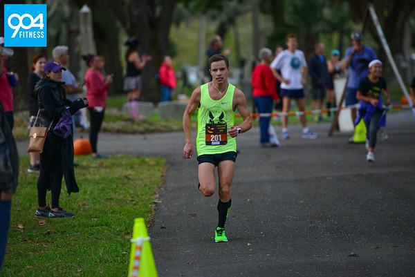 Pumpkin Run 10 Miler 2017