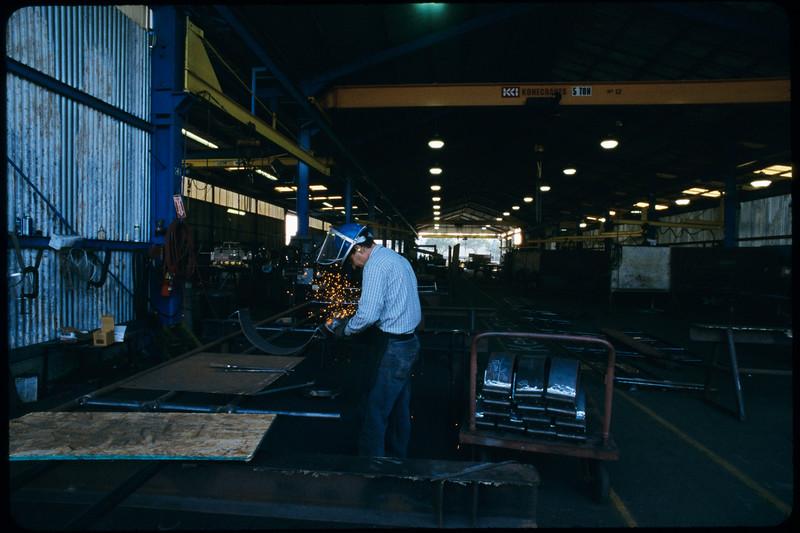 Washington Iron Works, Inc., Gardena,  2004