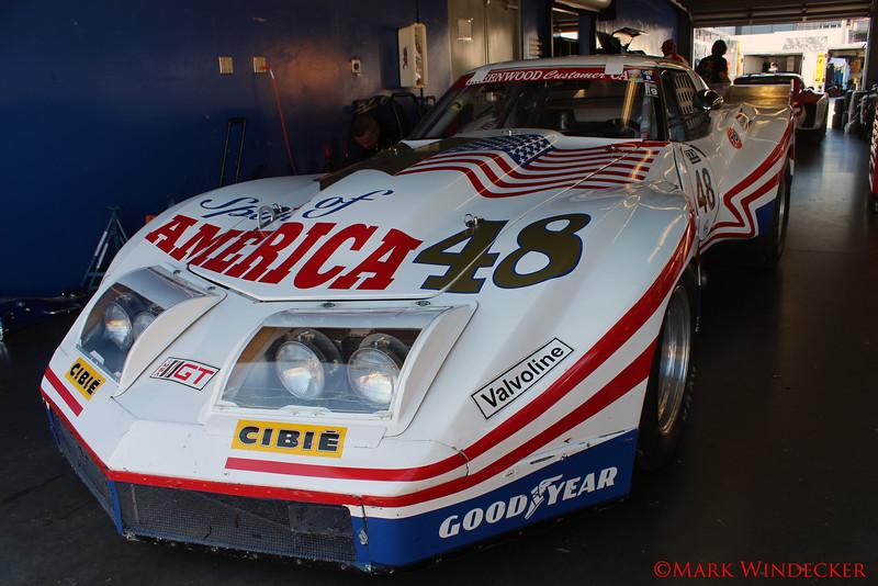 B-1 Didier Andre/JeanMarc Gounon 77' Greenwood Corvette