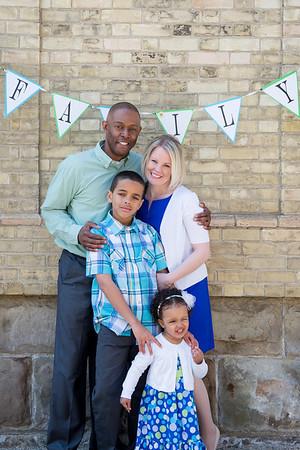 Kellyman Family 2013 - Proofs