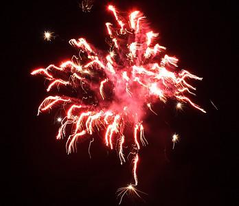 November Fireworks 2010