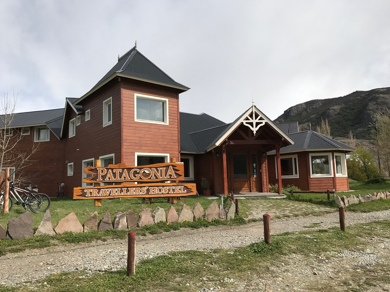Hiking in Patagonia Hostel El Chalten